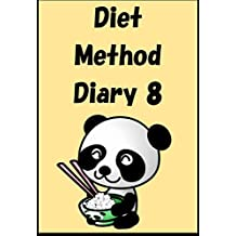 Diet Method Diary 8 (Japanese Edition)