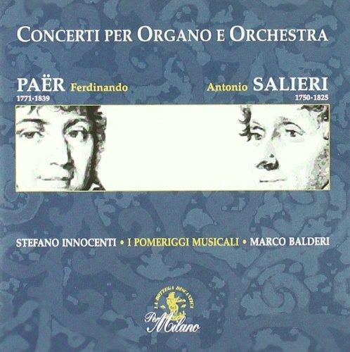 Concerti Per Organo E Orchestra