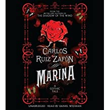Marina by Carlos Ruiz Zafon (2014-07-22)