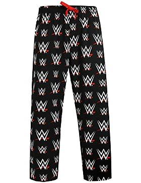 WWE - Pantalones de pijama para Hombre - World Wrestling Entertainment