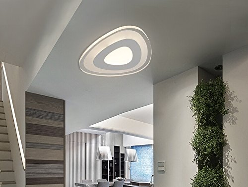 Plafoniere Led Da Interno : Moda faretti da soffitto wxp corridoio continentale creativa