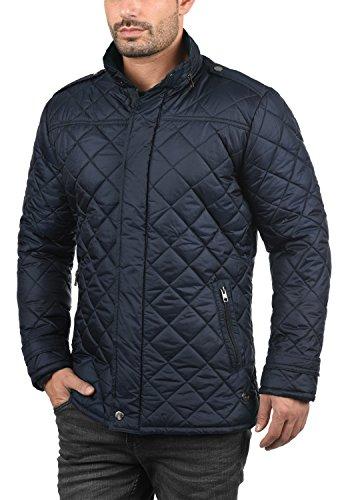 !Solid Safi Herren Steppjacke Übergangsjacke Jacke Mit Stehkragen, Größe:S, Farbe:Insignia Blue (1991) - 2