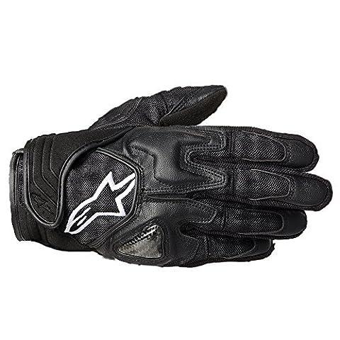 Alpinestars Scheme Kevlar Motorcycle Motorbike Gloves Black new XL