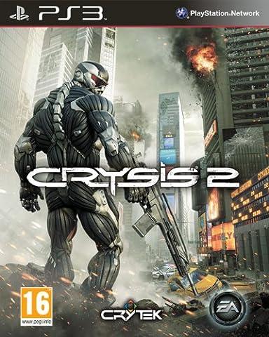 Crysis 2 (PS3) [import anglais] [langue française]