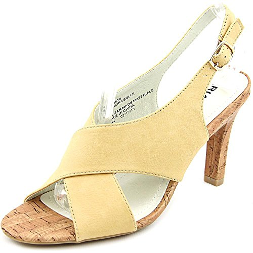 Rialto Roselle Synthétique Talons Sand-Tumbled