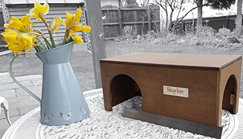 guinea-pig-house-shelter-tunnel-oak-40-cm-long-x-20-cm-wide-x-185-cm-high-indoor-or-outdoor-built-to