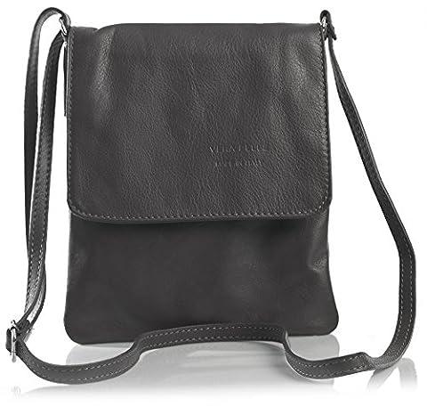 Big Handbag Shop , Sacs bandoulière femme - marron - café,
