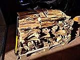 Legna di ulivo da ardere sfusa su pedana da 250 kg