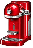 Die besten KitchenAid Kaffeemaschinen - Kitchenaid 5KES0503EER Kitchenaid Nespressomaschine rot Bewertungen