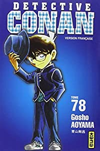 Détective Conan Edition simple Tome 78