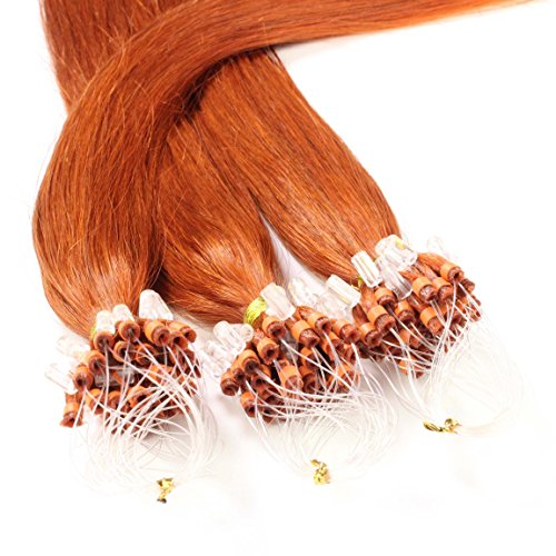 Just Beautiful Hair 100 x 0.8g Extensiones Micro Ring