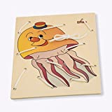 Dida - Lacing Toy - Bastidor de Lazos - Medusa