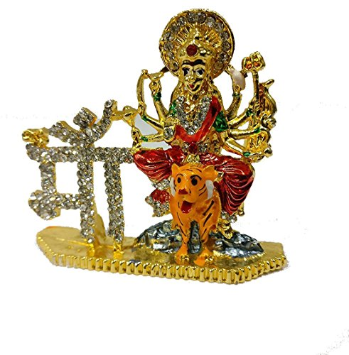 Hindu god idols | Hindu god statues | Hindu god stone statues | Car accessories god idols | Religious idols | Maa Durga Idols, statues for home décor  available at amazon for Rs.285