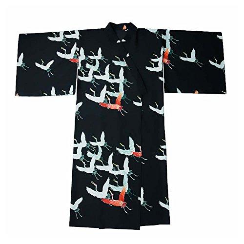 Fancy Pumpkin Abito da Kimono Stile Giapponese con vestibilità Classica Cinturino Rosso