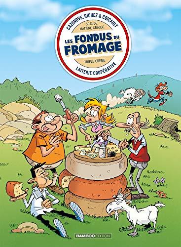 Les fondus du fromage (BAMB.LES FONDUS)