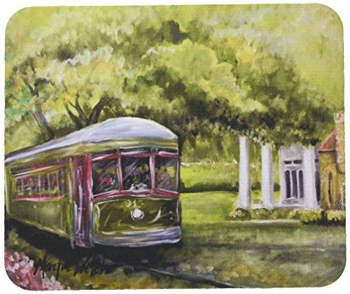 streetcar-next-stop-audubon-park-tappetino-per-mouse-presina-o-sottopentola