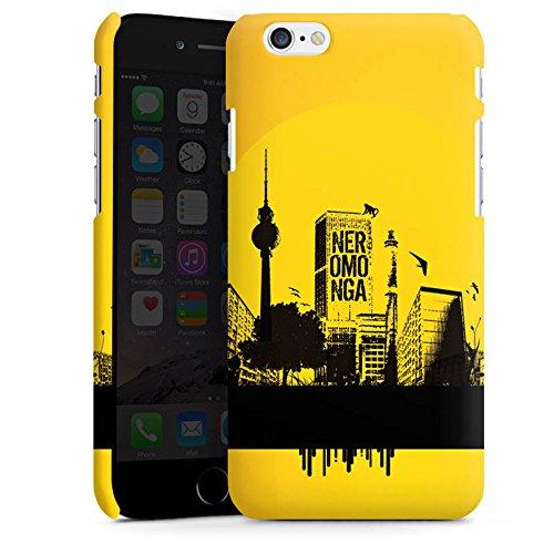 Apple iPhone X Silikon Hülle Case Schutzhülle Berlin Stadt Fernsehturm Premium Case matt