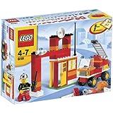 LEGO - 6191 - Jeu de construction - Creative Building System - Set de construction LEGO Pompiers