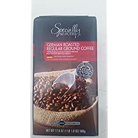 German Roasted Regular Ground Coffee Full Flavored With A Robust Aroma Imported From Germany 17.06 oz