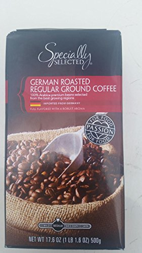German Roasted Regular Ground Coffee Full Flavored With A Robust Aroma Imported From Germany 17.06 oz 51TiYVoLvaL