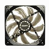 Enermax UCTB14P - Ventilador para caja de ordenador (1200 rpm, 69.04 CFM, 3.6 W), negro