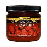 Walden Farms Jam & Jelly Fruit Spreads (6x12oz) Blueberry