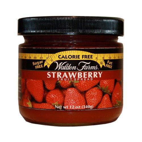 Walden Farms Jam & Jelly Fruit Spreads (6x12oz) Orange