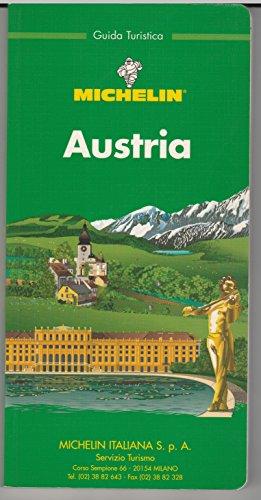 Austria (en italien). Guide vert numéro 3508