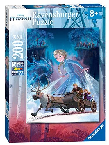 Ravensburger - Puzzle Frozen 2, 200 piezas XXL (12865)