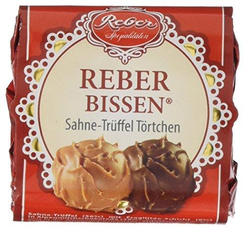Reber Reber-Bissen-Trüffel-Pastete, 9er Pack (9 x 43 g)