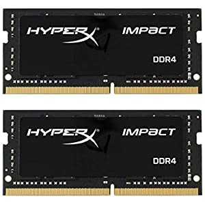 HyperX Impact HX429S17IB2K2/32 Memory 32GB Kit*(2x16GB) 2933 MHz DDR4 CL17 SODIMM