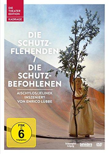 Die Schutzflehenden / Die Schutzbefohlenen (Aischylos / Elfriede Jelinek) Preisvergleich