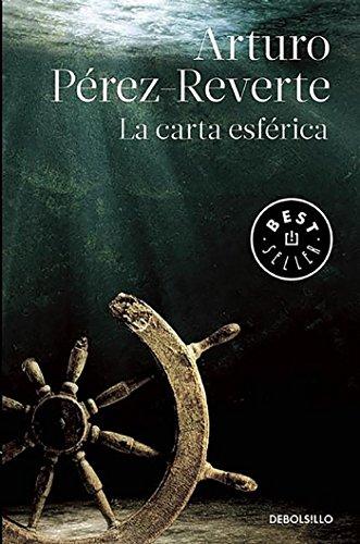 La carta esférica (BEST SELLER) por Arturo Pérez-Reverte