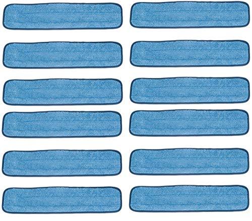 61cm gewerblichen und hausmeisterdienste Mikrofaser Wet Mop Refill Pads für Flach Mikrofaser Mop Frames