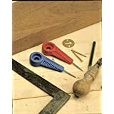 Linic Bradawl red & blue point or chisel by Linic