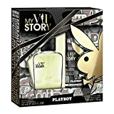 Playboy Duftset My VIP Story Eau de Toilette 60 ml + Deospray 150 ml, 210 ml