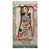 Best Angel Star Gifts For A Friends - Kelly Rae Roberts Collection Friend Angel Card Review