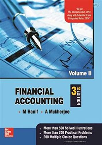 Financial Accounting - Vol. 2