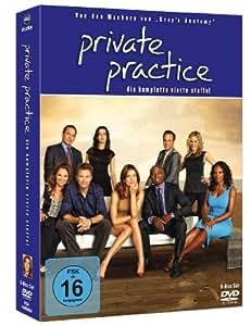 Private Practice - Die komplette vierte Staffel 6 DVDs