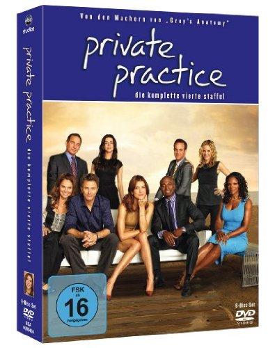 Bild von Private Practice - Die komplette vierte Staffel [6 DVDs]