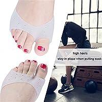 wuudi 2Metatarsal Fuß Pad Schmerzhaften Vorfuß Fuß Kissen Ball banyon Pad reduziert Schmerzen und totenbeschwörung... preisvergleich bei billige-tabletten.eu
