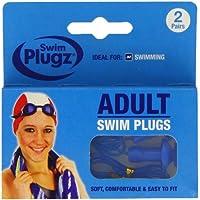 Swim 2Paar Plugz Erwachsene Schwimmen Ohrstöpsel–2Stück preisvergleich bei billige-tabletten.eu