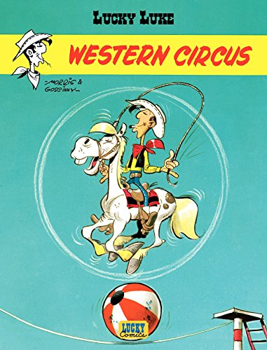 Télécharger en ligne Lucky Luke - tome 5 - Western Circus epub, pdf