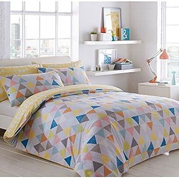 Ben de lisi home white british isles bedding set ben de lisi ben de lisi home white triangles bedding set gumiabroncs Images