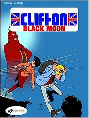 Clifton - tome 4 Black Moon (04)