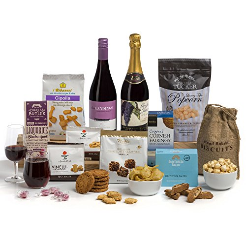 Hay Hampers Family Fun Hamper Box