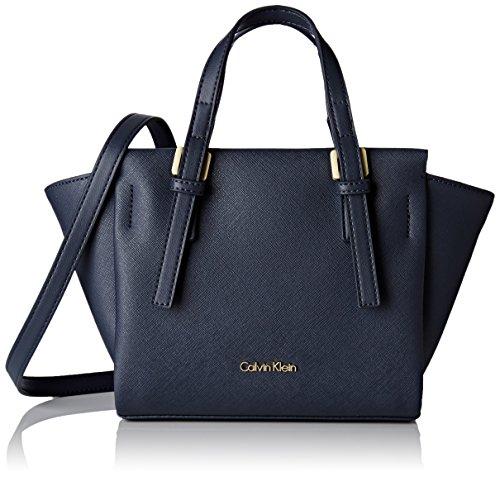 Calvin Klein Damen M4RISSA MINI TOTE Tote Blau (OMBRE BLUE )