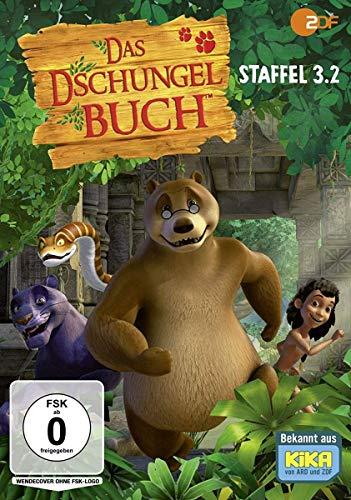 Das Dschungelbuch Staffel 3.2 (Folge 123-140)