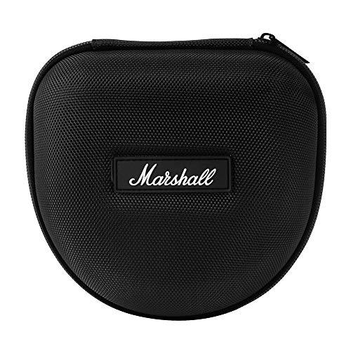 XCSOURCE® Hard Eva Kopfhörer Tasche Beutel Reisetasche (Schwarz) für Marshall Major I/Major II Bluetooth On-Ear Headset TH716 Schwarz Hard Case