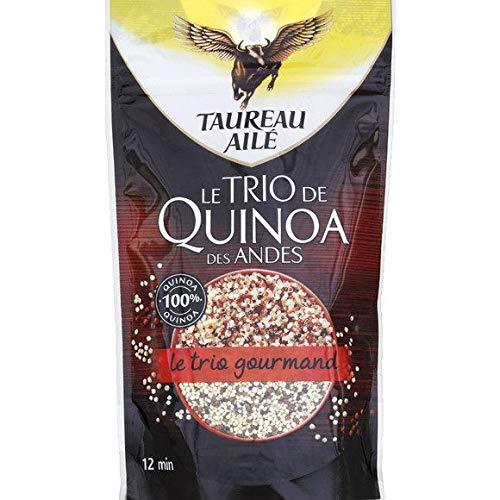 Taureau Ailé - Le Trio De Quinoa Des Andes - 250G - Livraison Gratuite Pour Les Commandes En France - Prix Par Unité